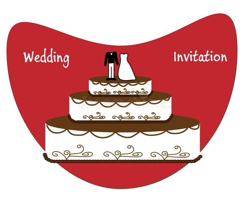 karty poboru ślub ilustracyjny fotografia royalty free