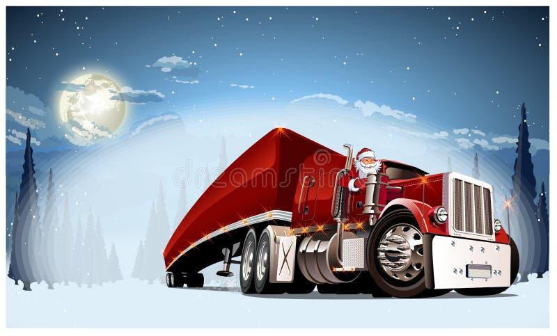karty też świąteczne wektora projektów zimy royalty ilustracja