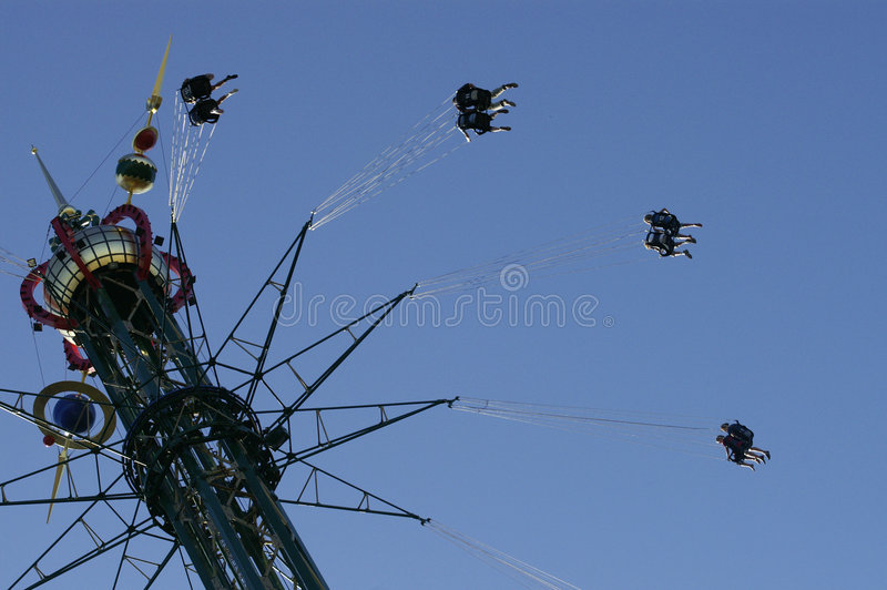 Download Karussell stock image. Image of amusement, civilization - 1417433