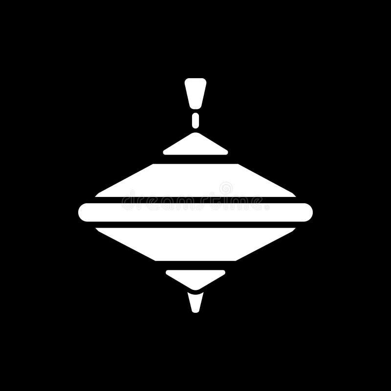 Karussellikone Whirlabout-Vektordesign Klammer-Spitze, Karussellsymbol web graphik jpg ai app zeichen nachricht flach vektor abbildung