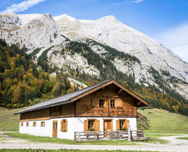 Karwendel zdjęcie royalty free