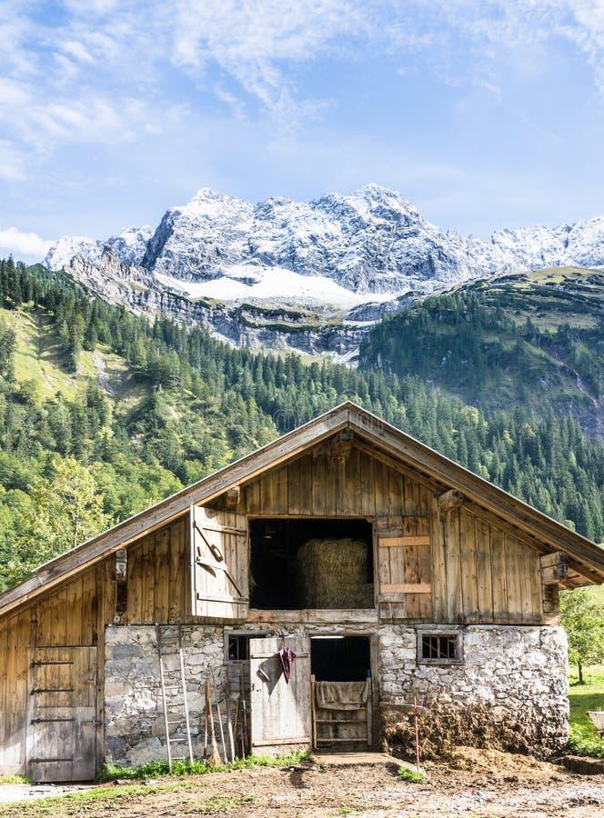 Download Karwendel stock image. Image of front, idyllic, mountains - 29012825