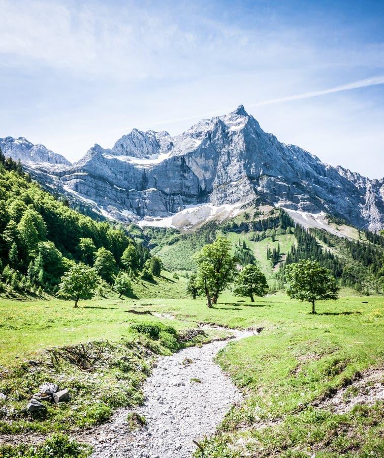Karwendel zdjęcia royalty free