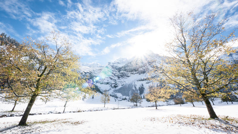 Download Karwendel Royalty Free Stock Images - Image: 29705919