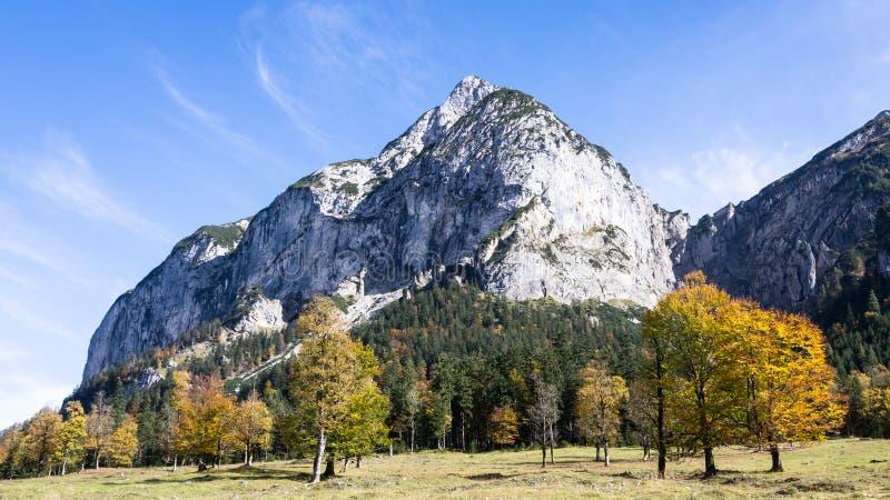 Download Karwendel stock photo. Image of range, austria, hill - 29706268
