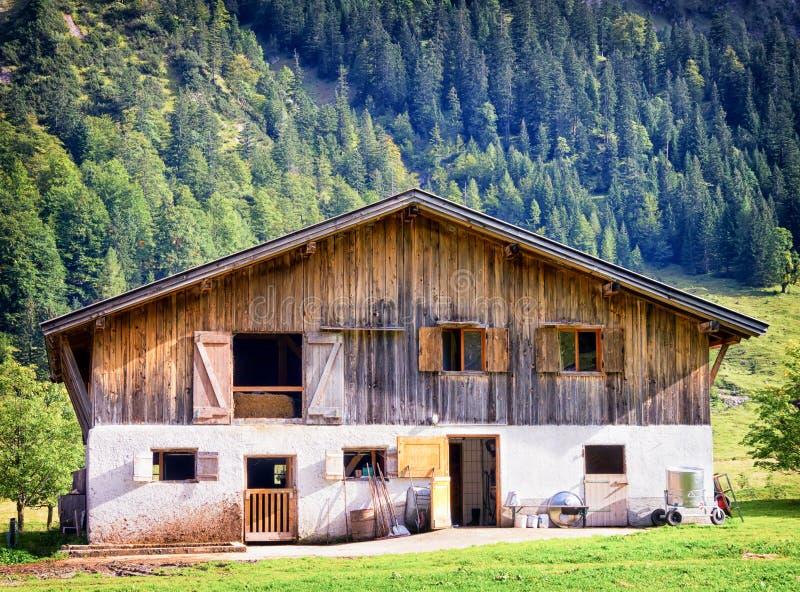 Download Karwendel stock image. Image of alps, grass, sunlight - 31333963
