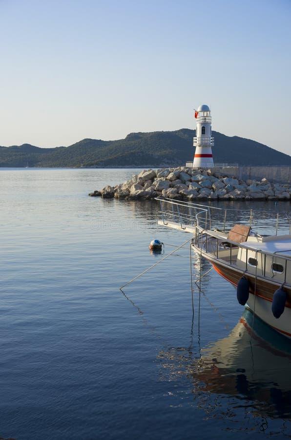 Download Kas港  火鸡 库存照片. 图片 包括有 半岛, 绳索, 反映, 镇痛药, 小船, 横向, 灯塔, 日落 - 62530798