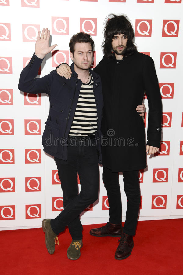 Download Kasabian editorial stock photo. Image of 2001, house - 22174273