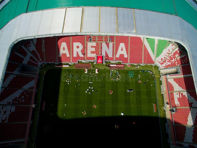 Kasan-Arena, 2016 stockfotos