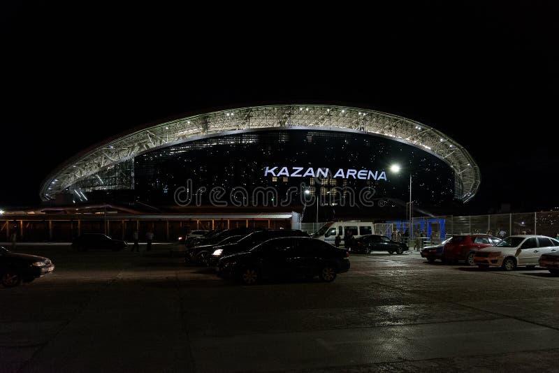 Kasan-Arena lizenzfreie stockbilder