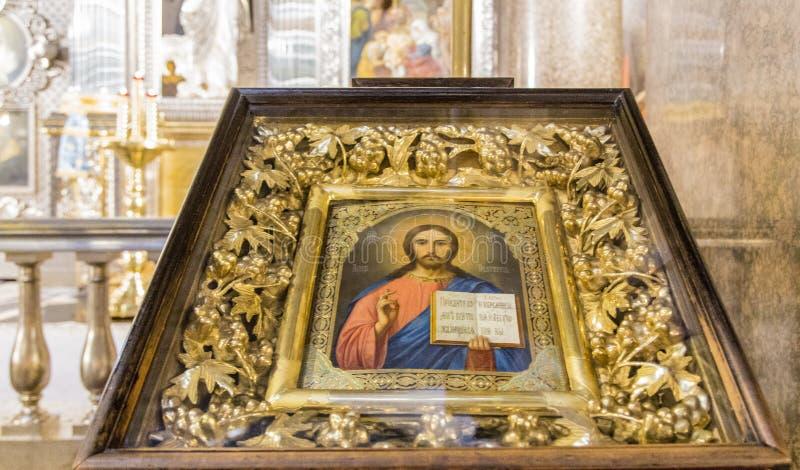 Kasan-Kathedrale in St.-peterburg lizenzfreies stockbild