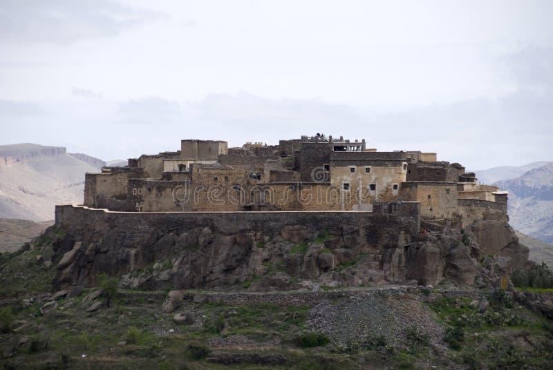 Kasbah fotografía de archivo