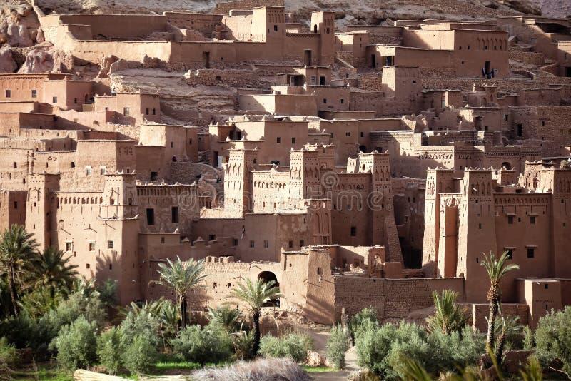 Kasbah AIT Ben Haddou fotos de archivo libres de regalías