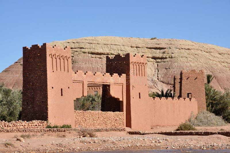 Download Kasbah Of Ait Benhaddou, Morocco Stock Image - Image of kasbah, buildings: 7499995