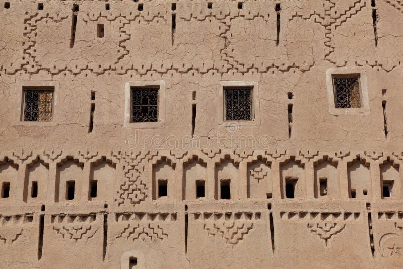 Kasbah de Taourit, Ouarzazate imagem de stock royalty free