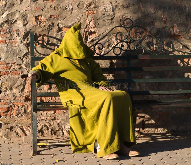 kasbah sleepin zdjęcia stock