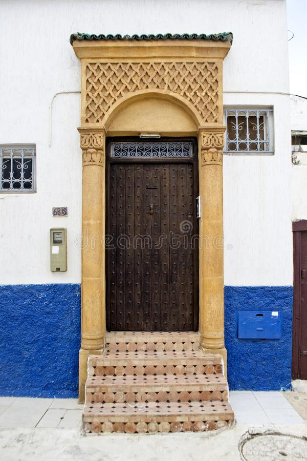 Kasbah of the Udayas royalty free stock photos