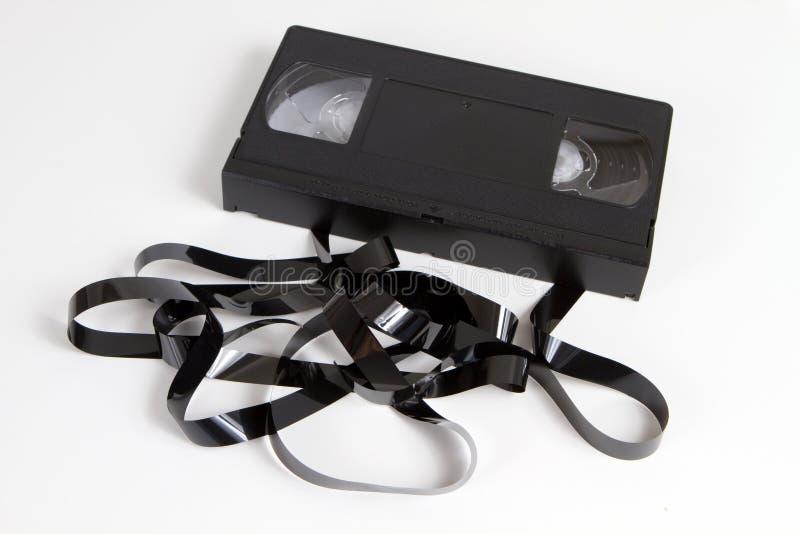 kasety przestarzały taśmy wideo obrazy stock