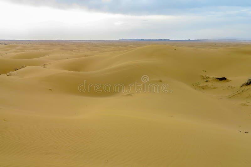 Kashan Maranjab soli pustynia 04 zdjęcia stock