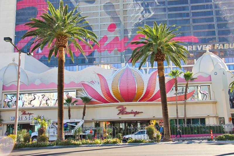 Kasino Margaritaville am Flamingo   in Las Vegas stockfotografie