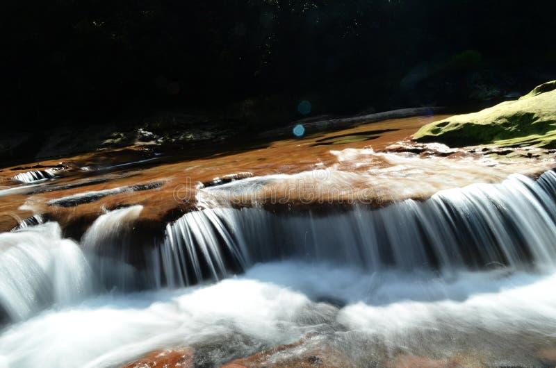Kaskady, Meghalaya obrazy stock