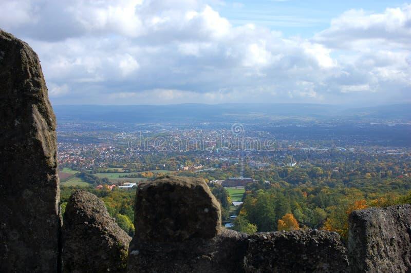 Kassel, Alemanha imagem de stock