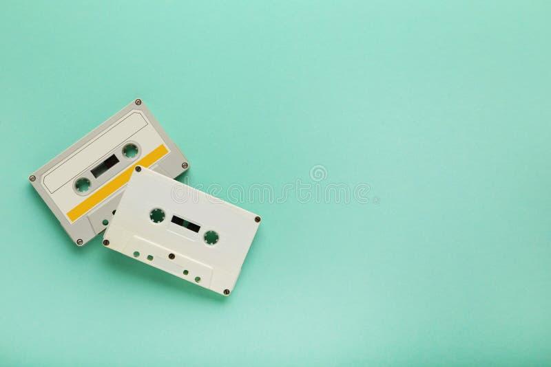 Kassetten stockbilder