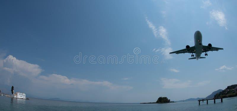 Kassiopi, Corfu obrazy royalty free