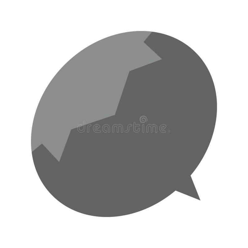 Kastanj vektor illustrationer