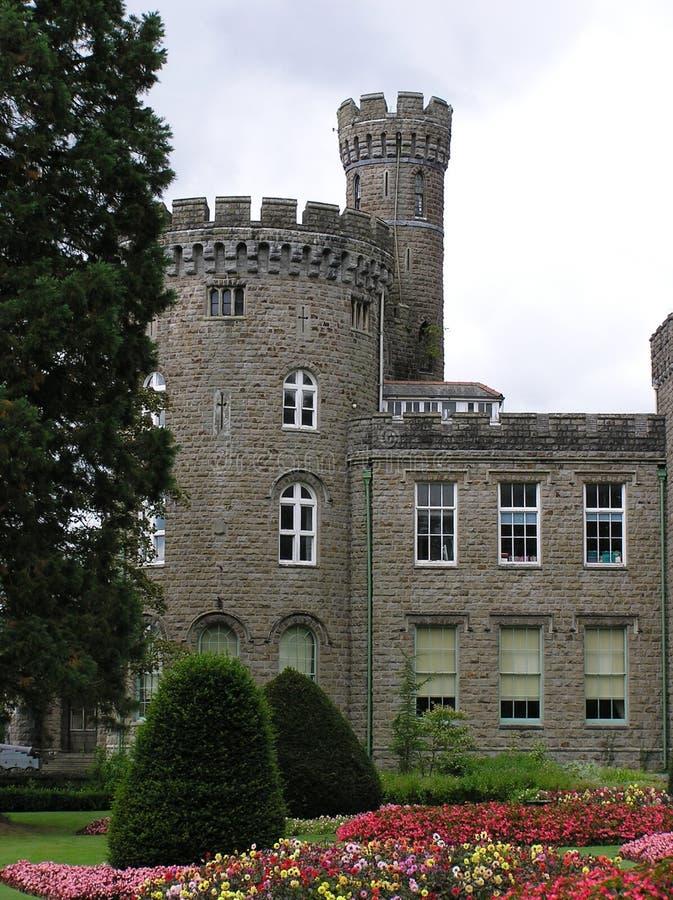 Download Kasteel 3 van Cyfarthfa stock foto. Afbeelding bestaande uit kastelen - 280264