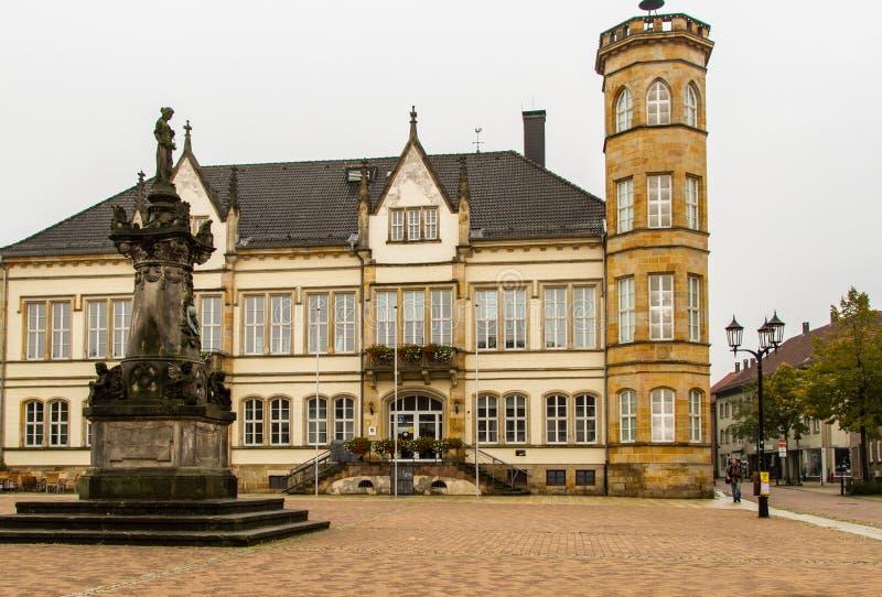 Kasteel in Duitsland royalty-vrije stock foto's