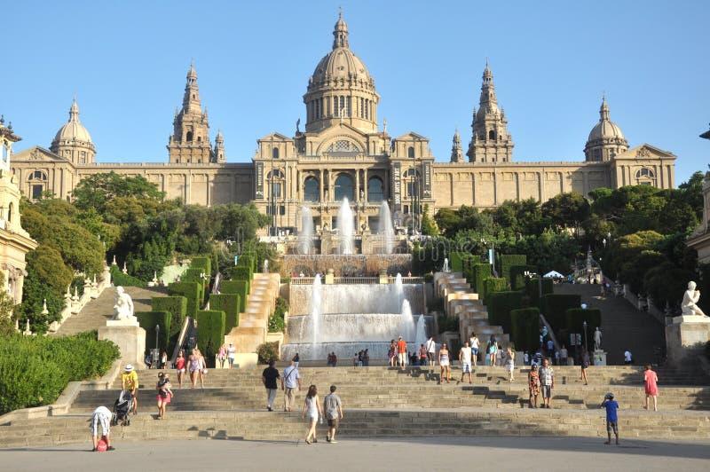 Kasteel Engels Spanje royalty-vrije stock afbeelding