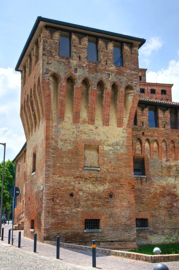 Download Kasteel Van Cento. Emilia-Romagna. Italië. Stock Foto - Afbeelding bestaande uit gebouw, vesting: 29512240