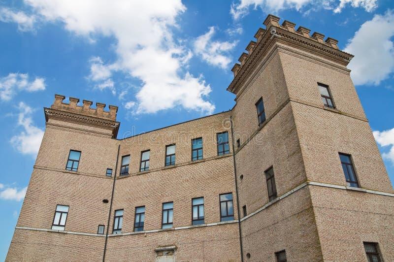 Download Kasteel Van Mesola. Emilia-Romagna. Italië. Stock Foto - Afbeelding bestaande uit historisch, buiten: 29513632