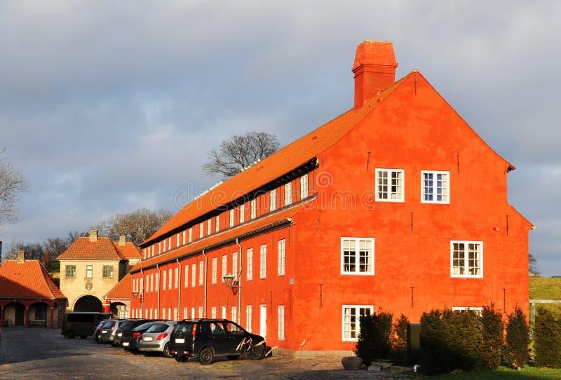 Kastellet, Copenhagen (Denmark) stock photo