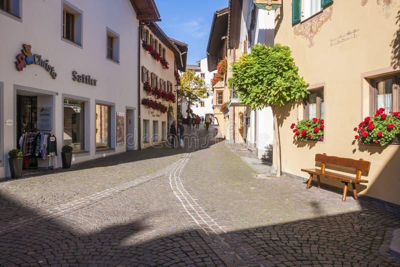 Kastelruth, Itália imagens de stock royalty free