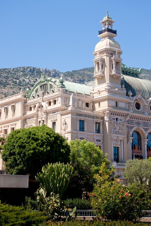 kasynowy uroczysty Monaco obrazy royalty free