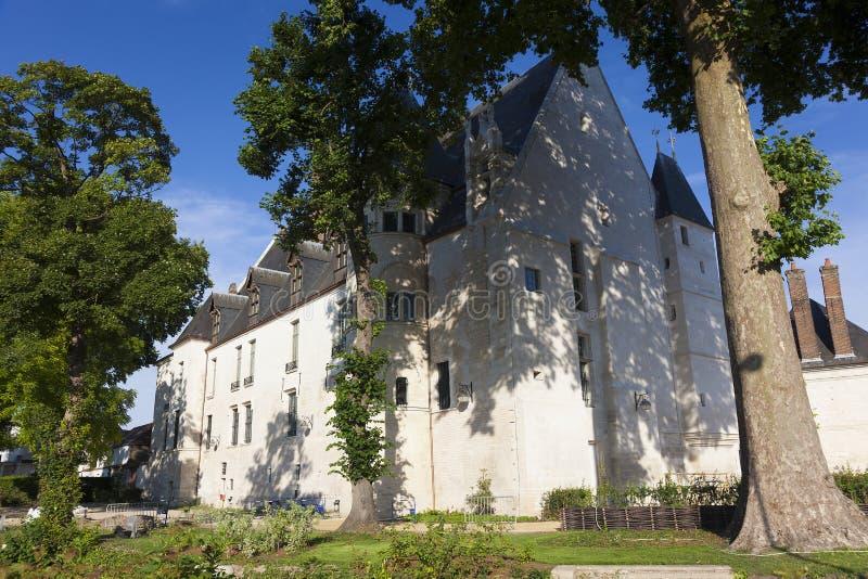Kasztel Beauvais zdjęcie royalty free