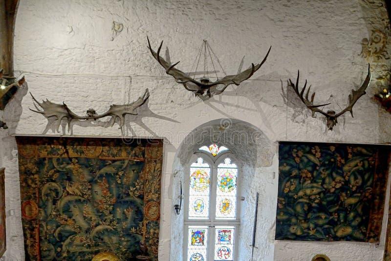 Kasztel, Bunratty, Irlandia zdjęcia royalty free