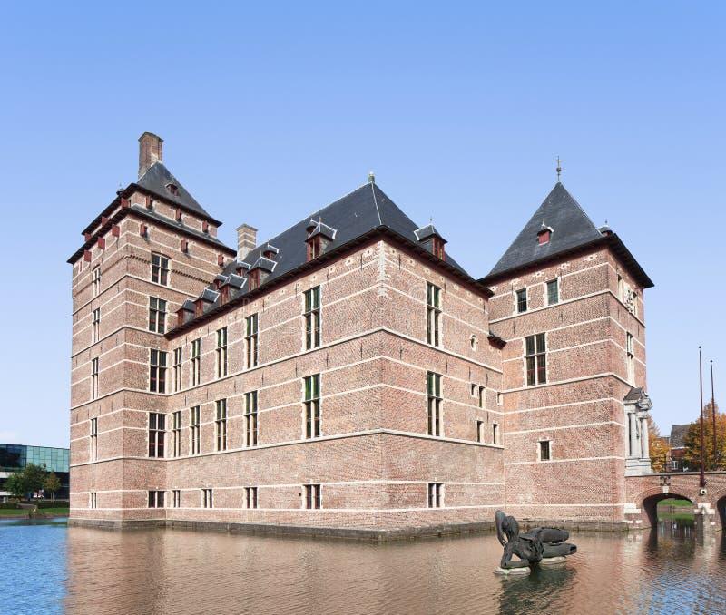 Kasztel diucy Brabant, Turnhout, Belgia obrazy royalty free