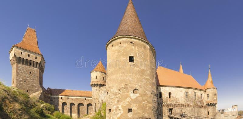 Kasztel w Transylvania, Rumunia obraz royalty free
