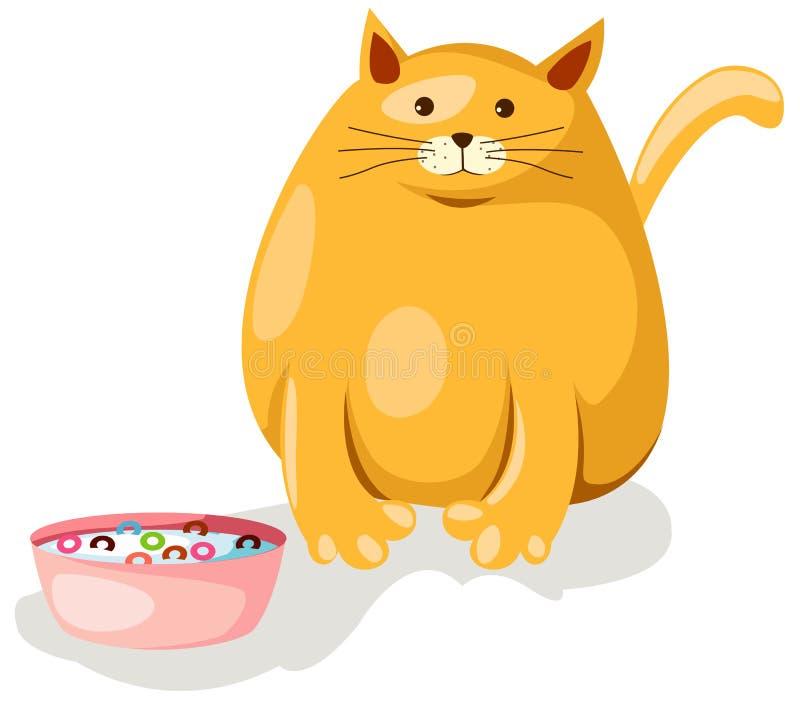 Kat stock illustratie