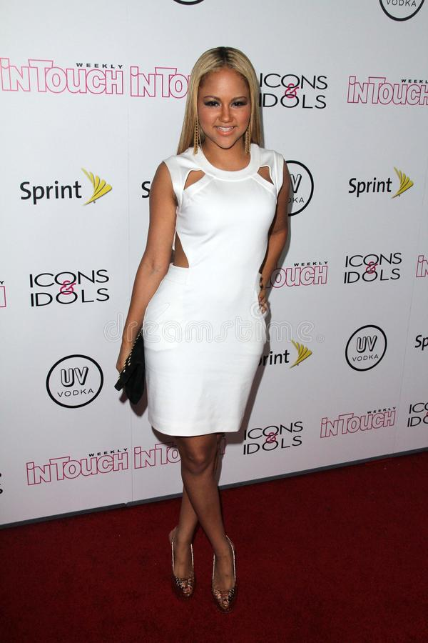 Download Kat DeLuna At InTouch Weekly's Idols & Icons 4th Annual Celebration, Sunset Tower Hotel, West Hollywood, CA. 08-28-11 Editorial Image - Image: 30570370
