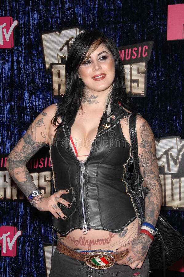 Download Kat Von D editorial photo. Image of casino, vegas, music - 24198966