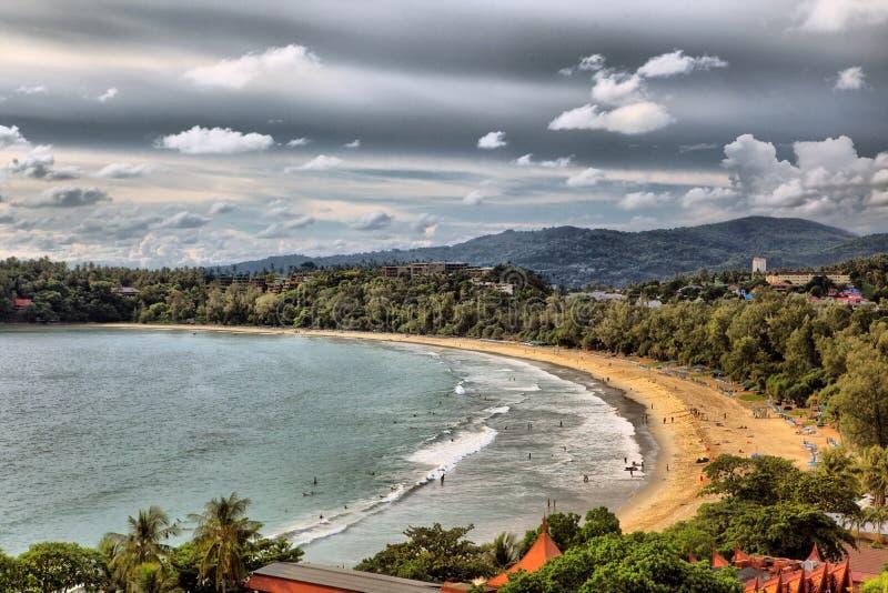 Kata Beach, Thailand royalty free stock image