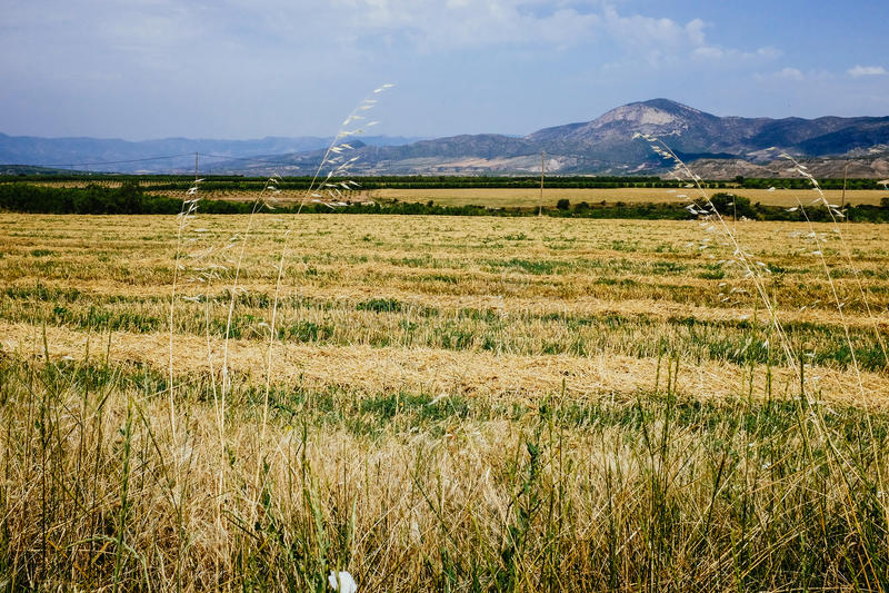 Katalanisch lan stockfotografie