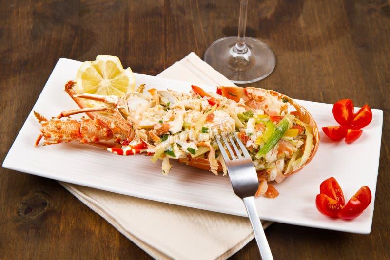 Kataloński homar zdjęcie stock