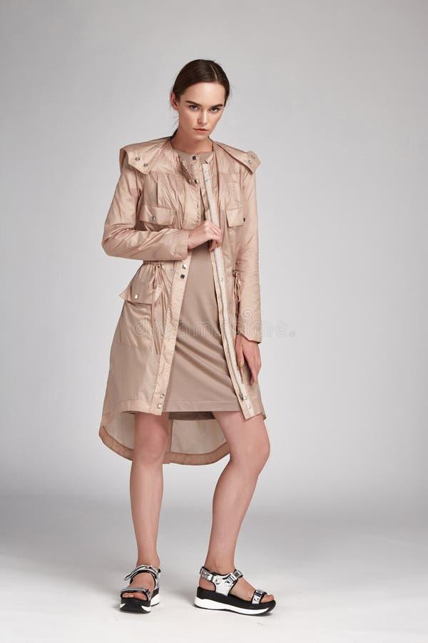 Katalog projektantów mody ubrania przypadkowi i biurowi obraz stock