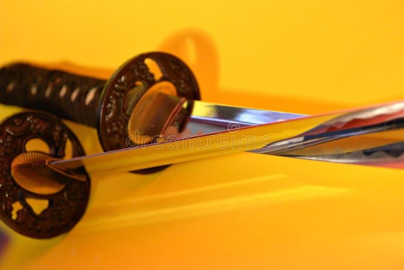 Download Katana stock image. Image of knife, asian, cherry, martial - 1279233