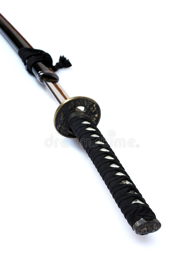 Free Katana - Samurai Sword (2) Stock Images - 3509824